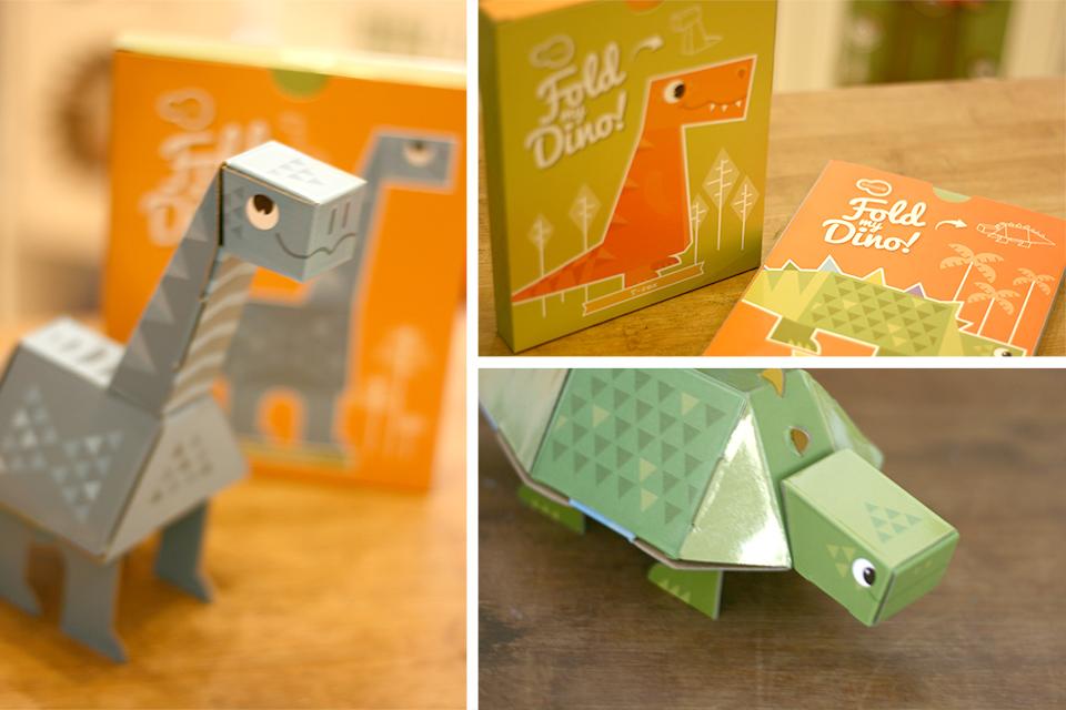 fold-my-dino